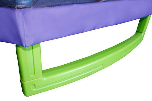 merax 7 ft trampoline frame cover