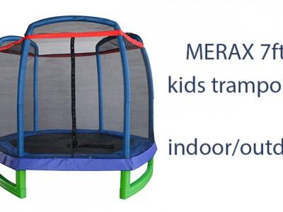 Merax 7ft Kids Trampoline