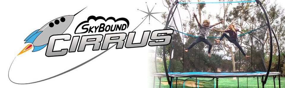 Skybound Cirrus trampoline image