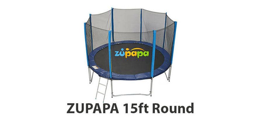 Zupapa 15ft Trampoline