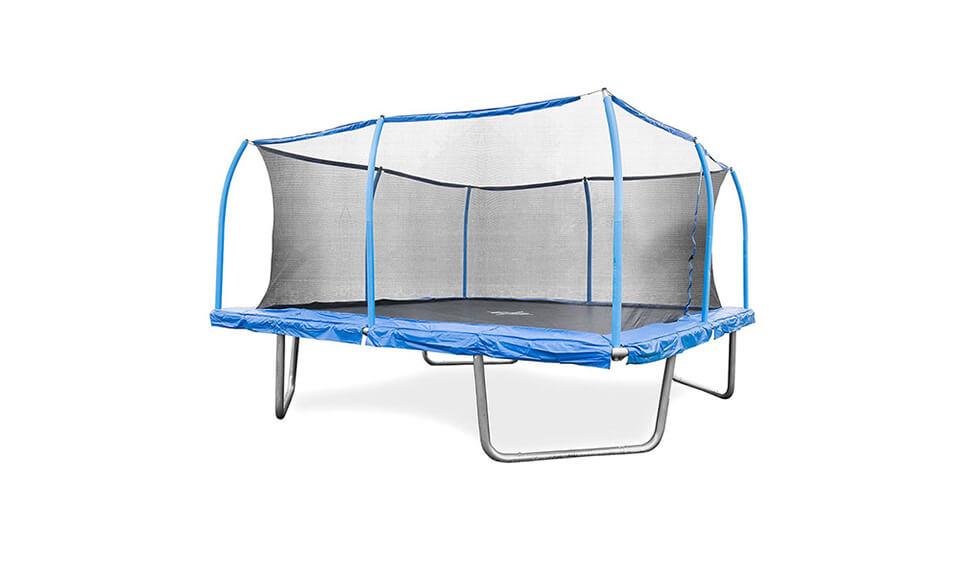 bouncepro square trampoline