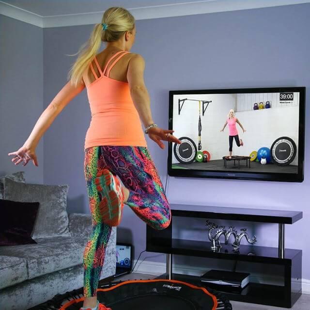 bounce pro fitness