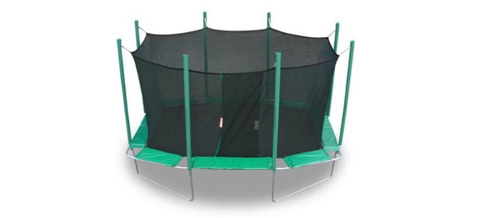 rectagon trampoline
