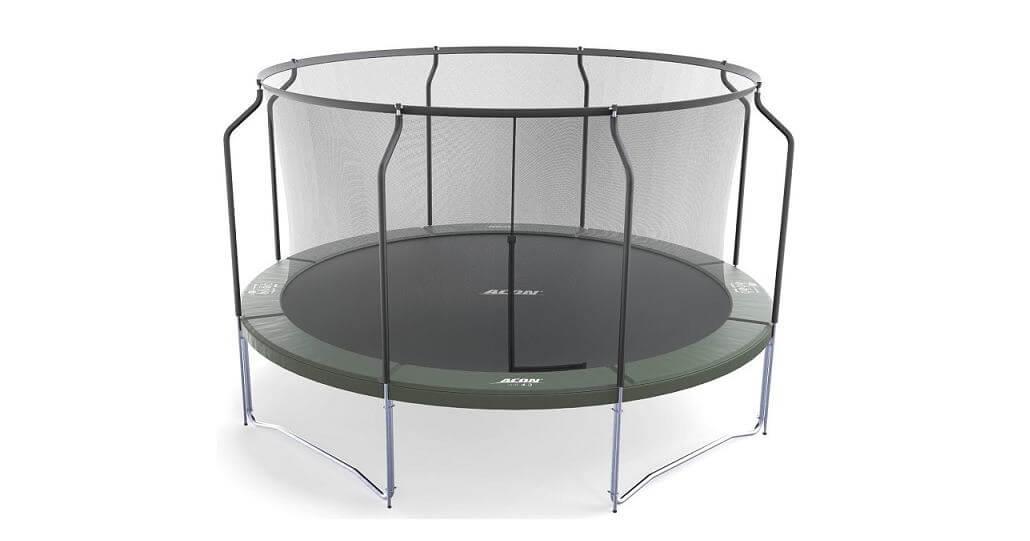 acon air round trampoline