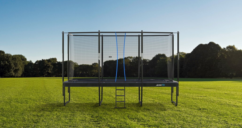 ACON Rectangle Trampoline - model Air Sports 16 HD