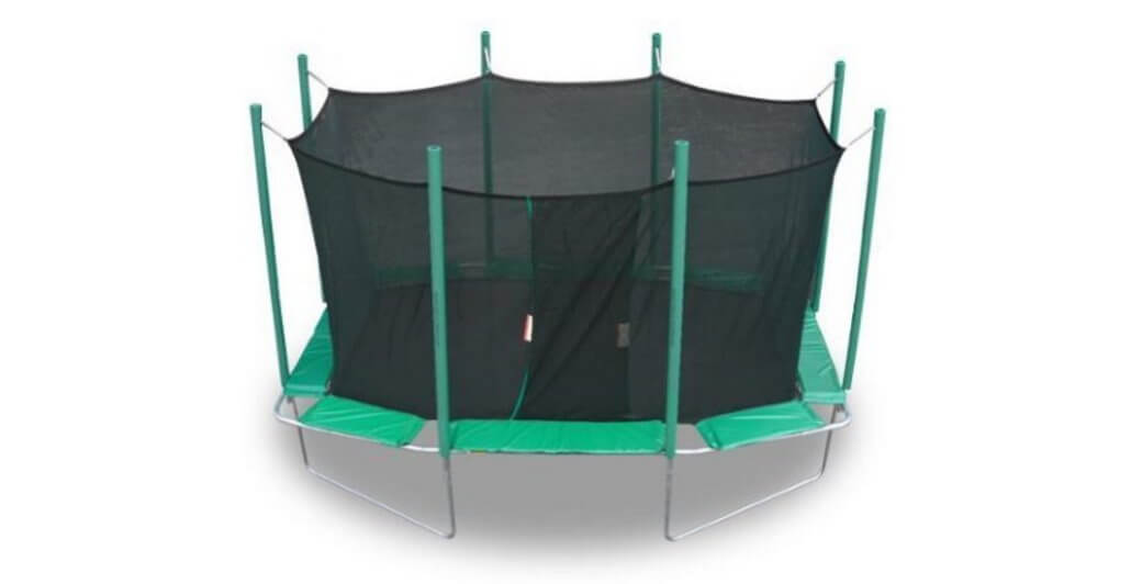 Magic Circle 14-Foot Rectagon Trampoline