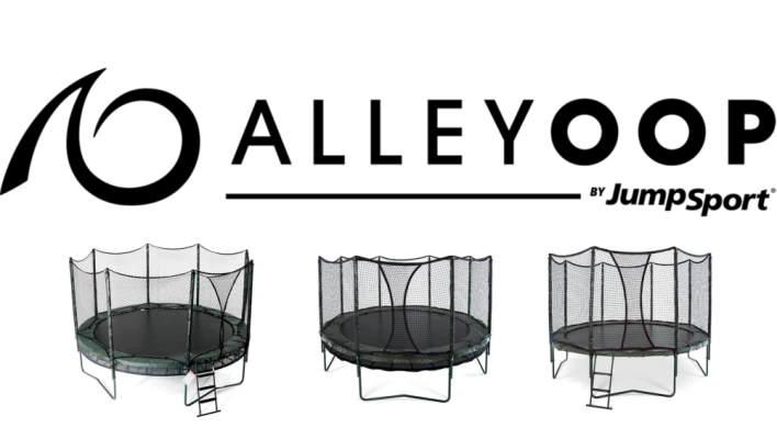 alleyoop trampolines