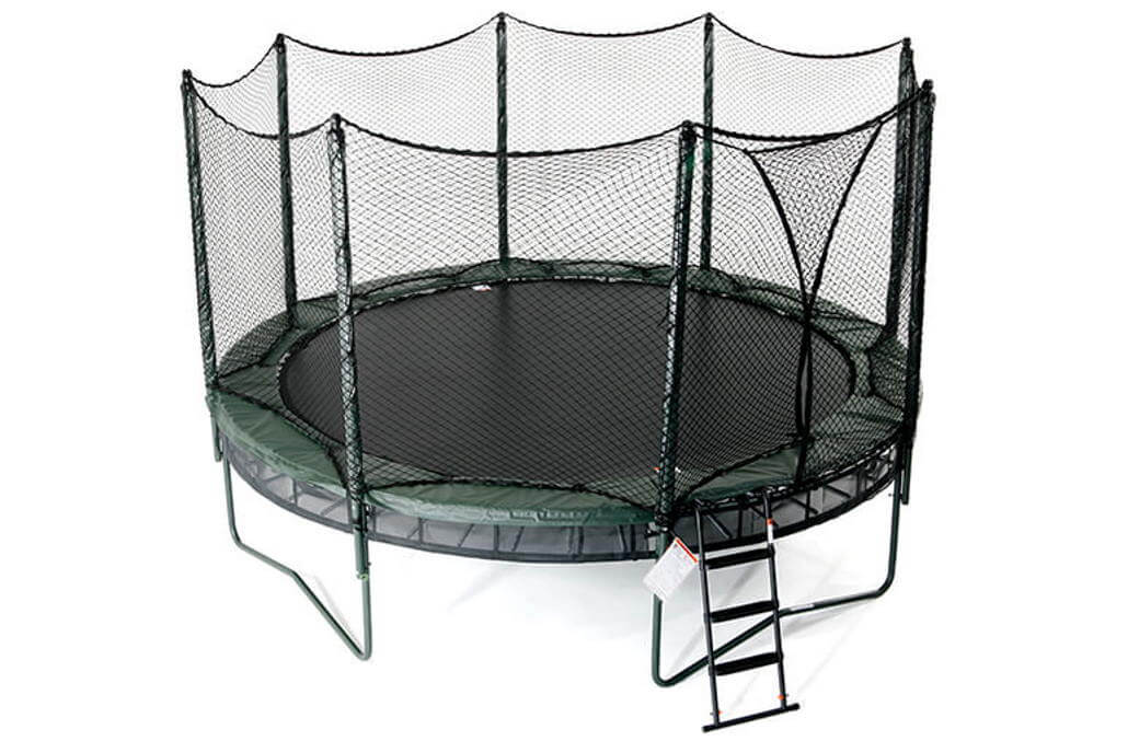Alleyoop Power Double Bounce 14ft Round Trampoline Review