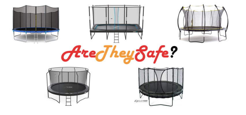 Are Trampolines Safe - Answer