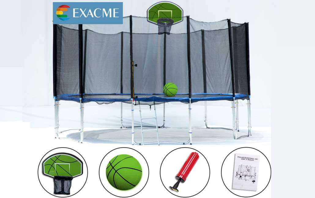 ExacMe 16 ft Trampoline