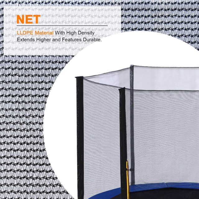 Exacme 16ft net specs