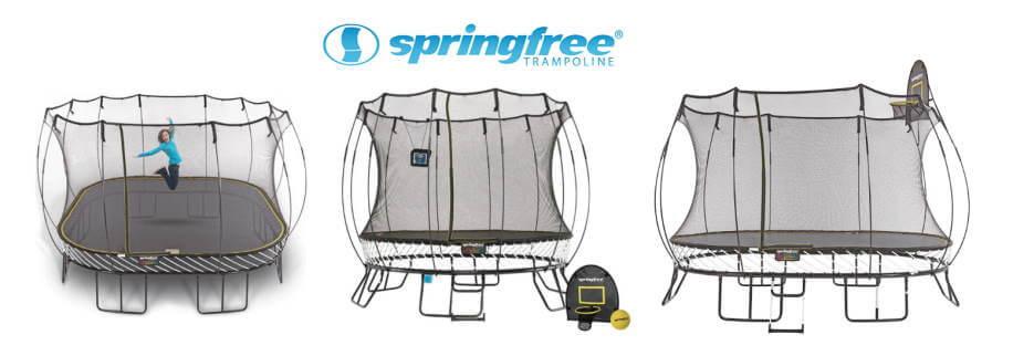 Springfree Inc Trampolines