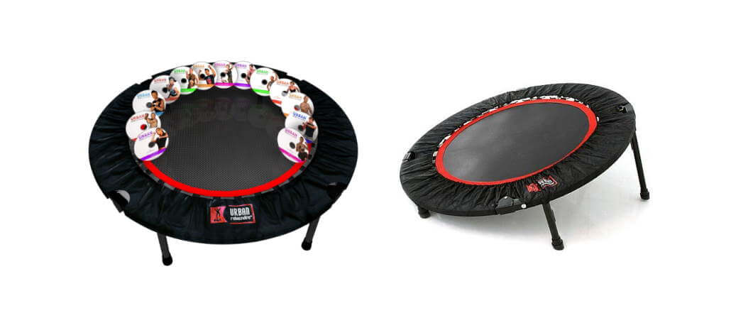 Urban Rebounder elevated plus extra DVDs