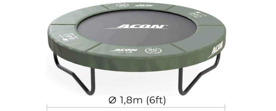 acon fitness trampoline