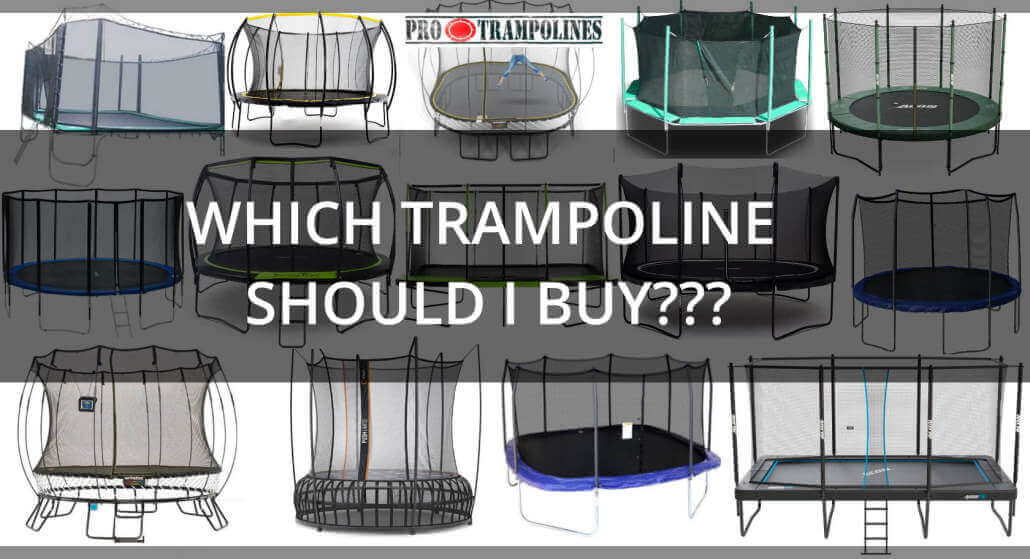 Trampoline buying guide featured image